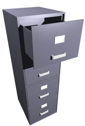 Sluten arkivförvaring